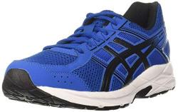 ASICS Men's Gel-Contend 4b+ LAKE DRIVE/BLACK Running Shoes-11 UK (1011B141)