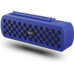 MLN SP-801 BLUE 6 W Bluetooth PA Speaker(Blue, Stereo Channel)