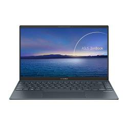 ASUS ZenBook 14 (2020) Intel Core i5-1135G7 11th Gen 14-inch (35.56 cms) FHD Thin & Light Laptop (8GB RAM/512GB SSD/Windows 10 Pro/Intel Iris X Graphics/Pine Grey/1.17 kg), UX425EA-BM287R