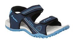 Lotto Men's Navy and Royal Blue Floaters - UK/IND-9