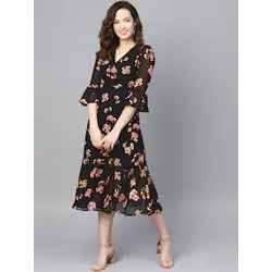 Women's Dresses upto 86% off Starting from Rs329