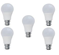 SYSKA Led 5 Watt Bulb B22 Base Pack Of 5