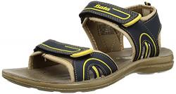 Bata Men's Floria Blue Flat Sandal (8619435)