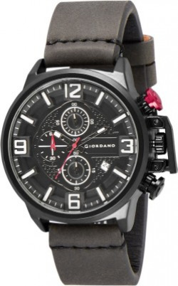 GIORDANO C1123-01 Hybrid Smartwatch Watch  - For Men