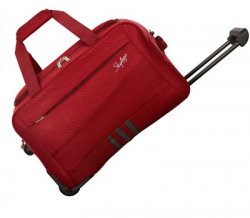SKYBAGS 20 inch/50 cm Italy Duffel With Wheels (Strolley)(Red)