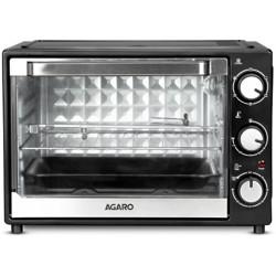 Agaro 40-Litre 33394 Oven Toaster Grill (OTG)(Black)