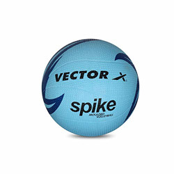 Vector X Spike Rubber Moulded Volleyball (Size-4)