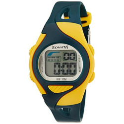 SF Super Fibre Digital Grey Dial Men's Watch NM87011PP04A/NN87011PP04