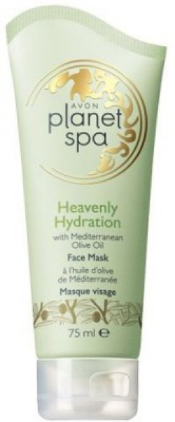 AVON Planet Spa Heavenly Hydration Face Mask with Mediterranean Olive Oil(75 ml)