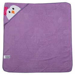 Mother's Choice Baby 3D Hooded Towel (Pink)