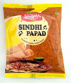 Shubhalaxmi Food Sougat Sindhi Papad, 200 g