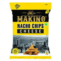 Makino Nacho Chips Cheese 200 gm