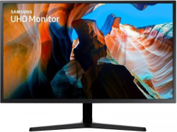 SAMSUNG 32 inch 4K Ultra HD LED Backlit VA Panel Monitor (LU32J590UQWXXL)(AMD Free Sync, Response Time: 4 ms, 60 Hz Refresh Rate)